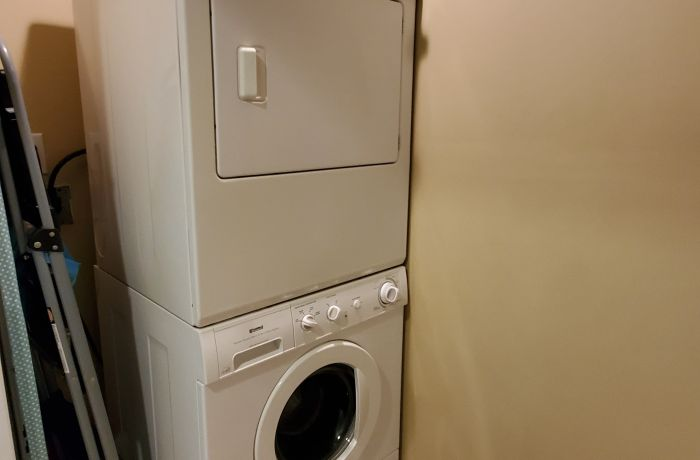 Laundry In Suite
