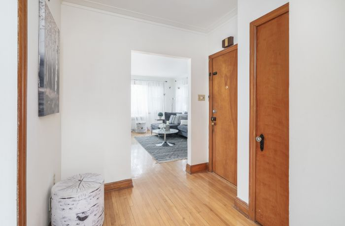 Hallways and Coffee Nook