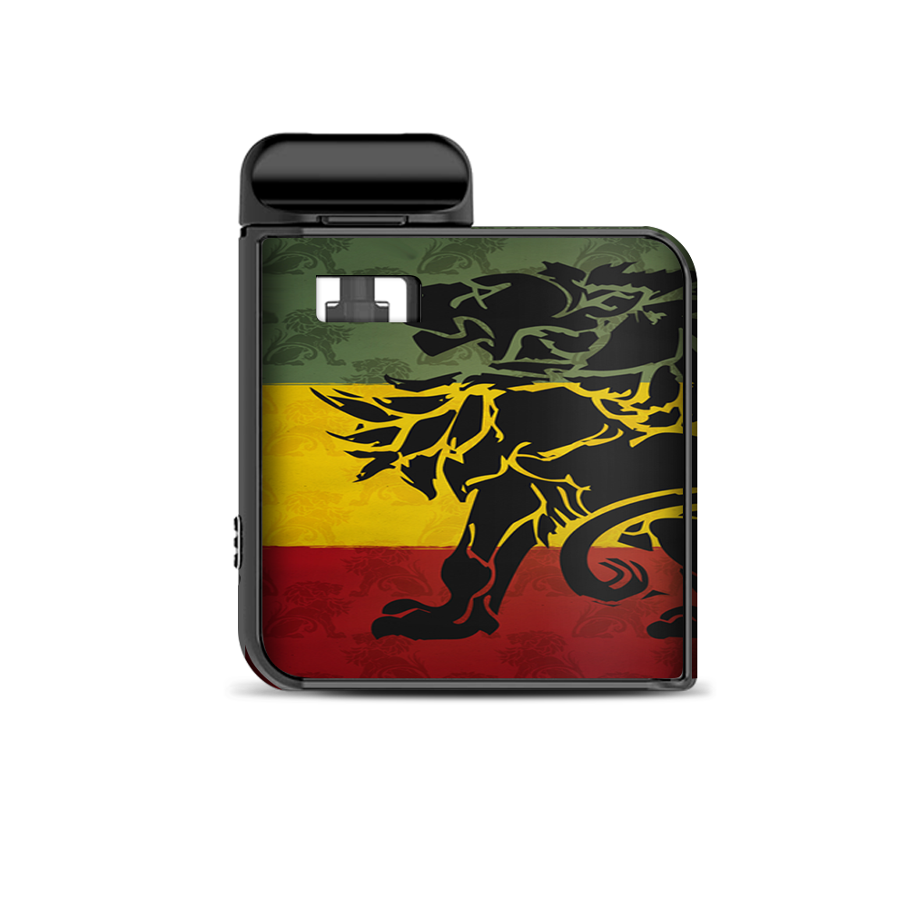 Details about skin decal for smok mico kit rasta lion africa