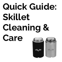 Quick Guide: Vape Pen Skillet Cleaning and Care
