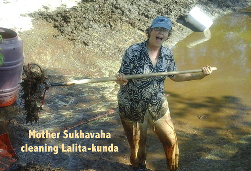 Mother Sukhavaha - Cleansing the Dhama
