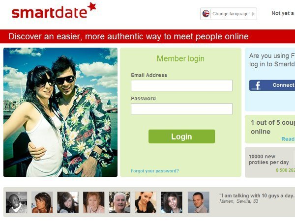 Smartdate dating site - video dailymotion