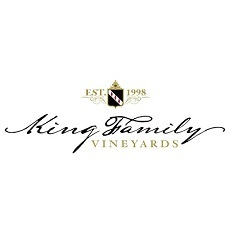 King family vineyards logo image