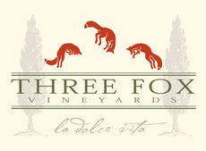 Three fox logo