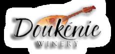 Doukenie brushed logo