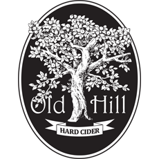 Old hill logo circle graphic