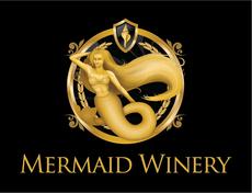 Mermaidwinery logo black 72dpi