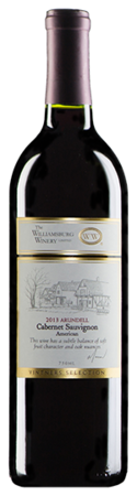 Arundell cabernet sauvignon bottle american 2013 copy