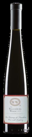Vin licoreux de framboise