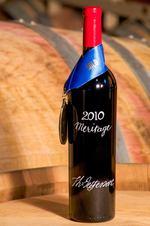 Jv bottles.meritage 2010.