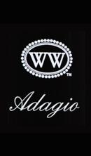 Adagio label copy