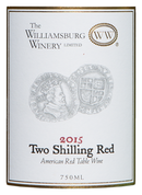 Two shilling red label 2015 nexternal