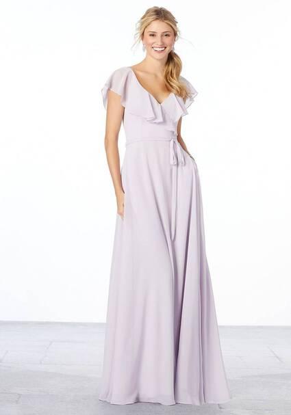 Morilee Style 21657 bridesmaid dress