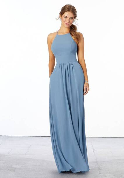Morilee Style 21666 bridesmaid dress