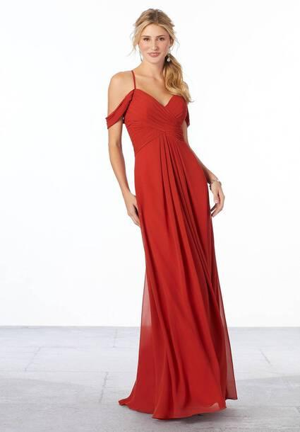Morilee Style 21671 bridesmaid dress