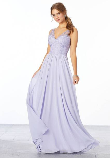 Morilee Style 21656 bridesmaid dress