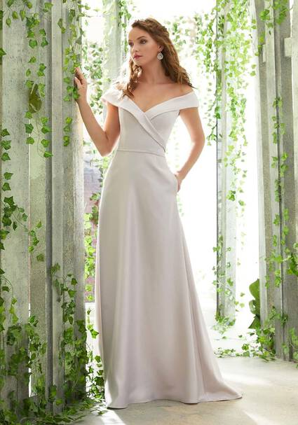 Morilee Style 21605 bridesmaid dress