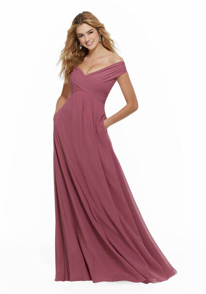 Morilee Style 21646 bridesmaid dress