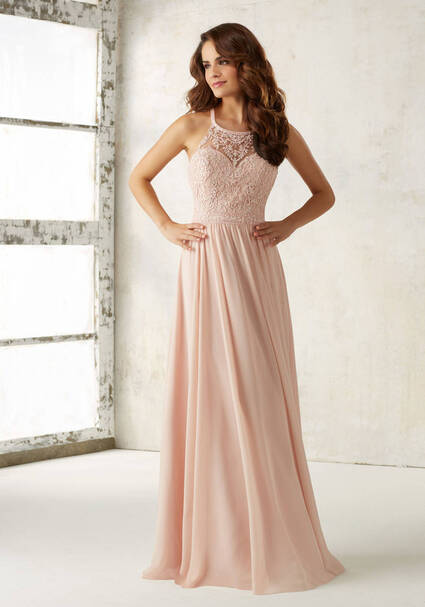 Morilee Style 21512 bridesmaid dress