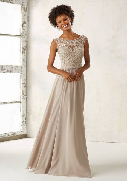 Morilee Style 21522 bridesmaid dress