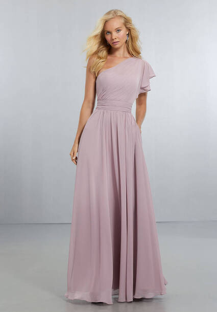 Morilee Style 21554 bridesmaid dress