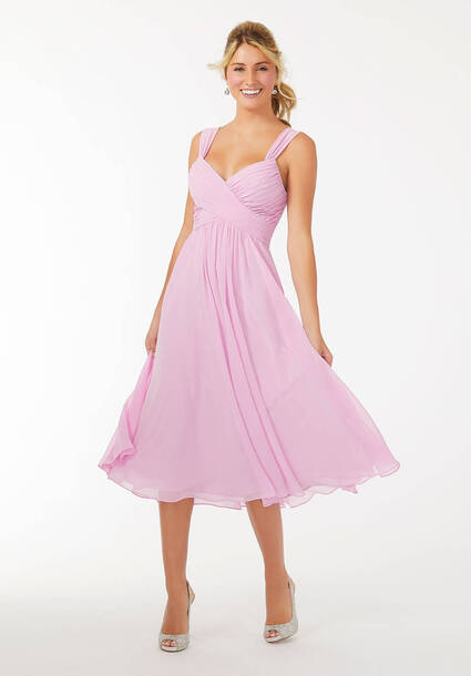 Morilee Style 21707 bridesmaid dress