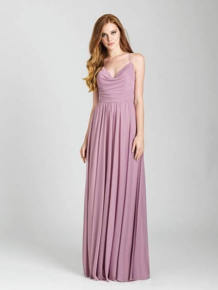 Allure Bridals Style 1653 bridesmaid dress