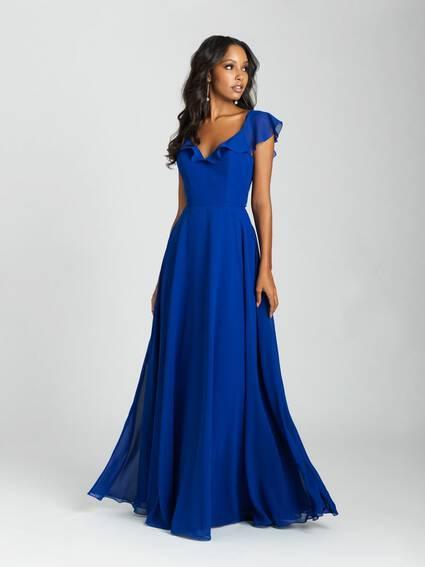 Allure Bridals Style 1656 bridesmaid dress