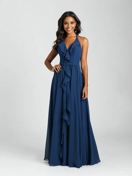 Allure Bridals Style 1658 bridesmaid dress