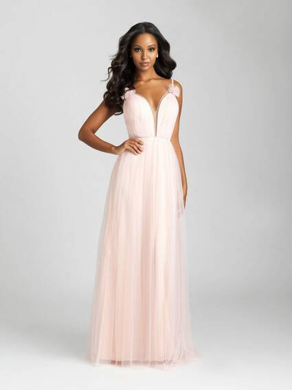 Allure Bridals Style 1660 bridesmaid dress