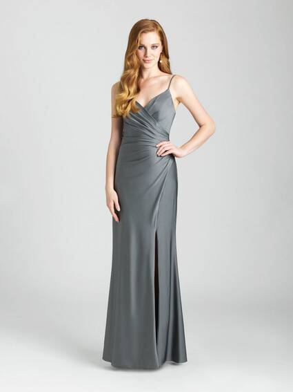 Allure Bridals Style 1663 bridesmaid dress