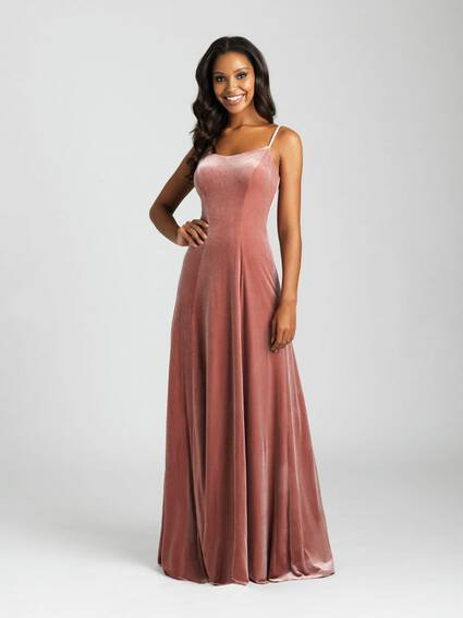 Allure Bridals Style 1665 bridesmaid dress