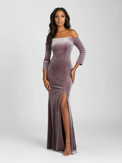 Allure Bridals Style 1667 bridesmaid dress