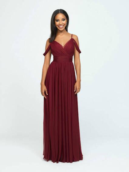Allure Bridals Style 1611 bridesmaid dress