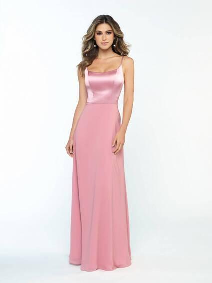 Allure Bridals Style 1670 bridesmaid dress