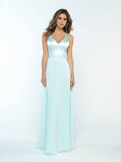 Allure Bridals Style 1672 bridesmaid dress