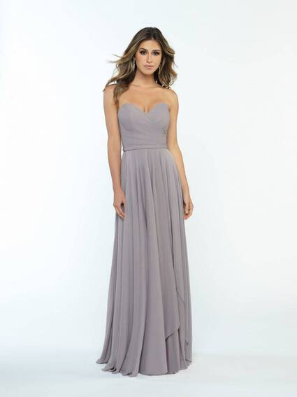 Allure Bridals Style 1676 bridesmaid dress