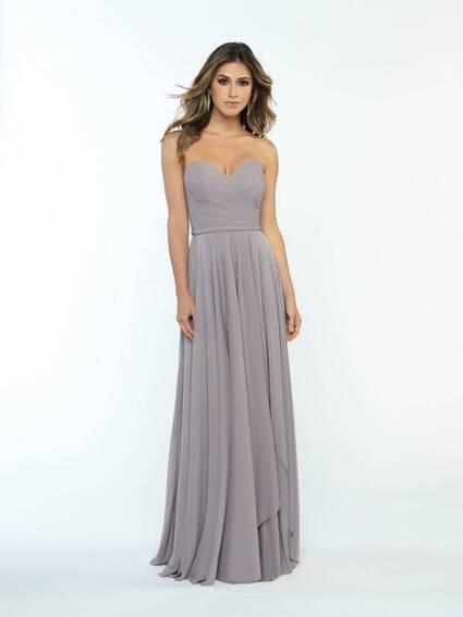 Allure Bridals Style 1676 bridesmaid dress