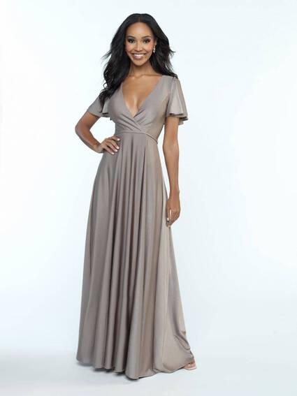 Allure Bridals Style 1677 bridesmaid dress
