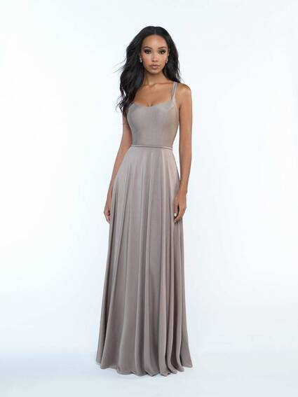 Allure Bridals Style 1679 bridesmaid dress