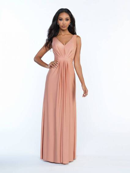 Allure Bridals Style 1681 bridesmaid dress