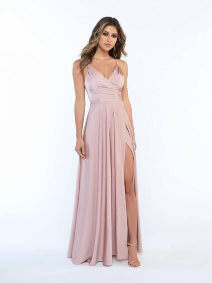 Allure Bridals Style 1680 bridesmaid dress