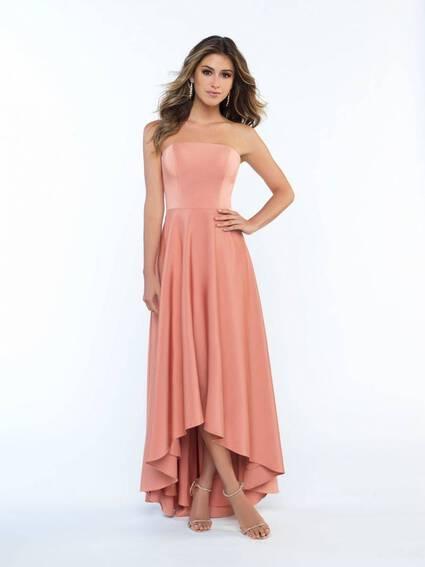 Allure Bridals Style 1682 bridesmaid dress