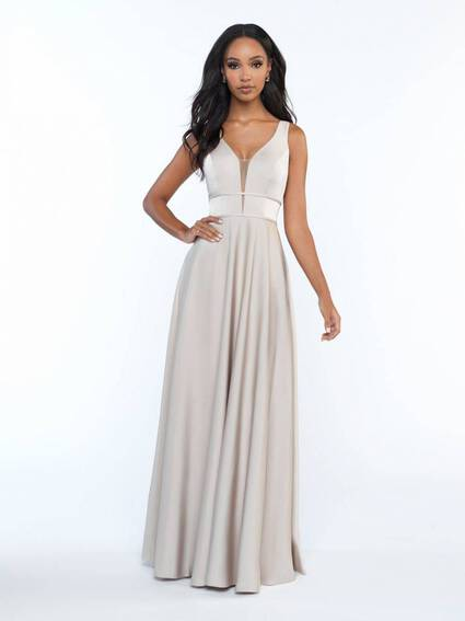 Allure Bridals Style 1683 bridesmaid dress