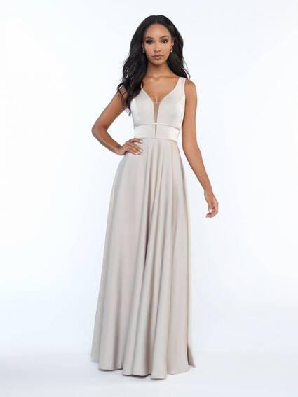 Allure Bridals Style 1683 bridesmaid dress