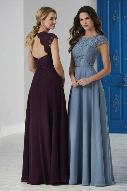 House of Wu 22850 bridesmaid dress