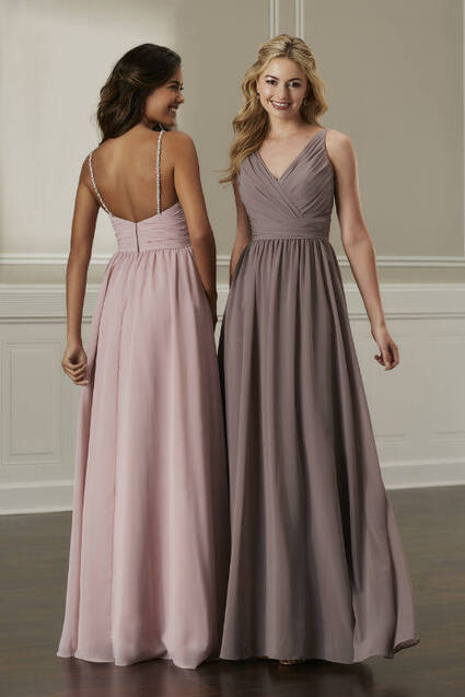 House of Wu 22874B bridesmaid dress