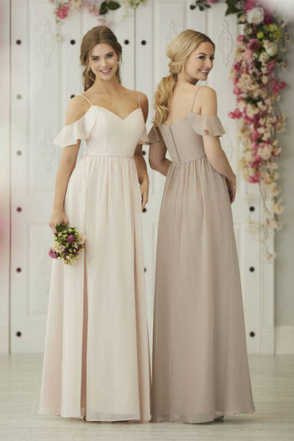 House of Wu 22906 bridesmaid dress