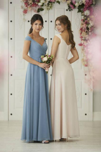 House of Wu 22910 bridesmaid dress