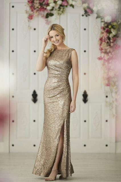 House of Wu 22916 bridesmaid dress